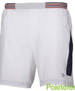 Pantalon KSwiss Heritage Blanco