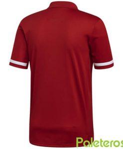 Polo Adidas Rojo 2019