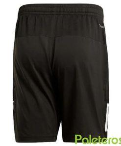 Short Adidas Club Negro