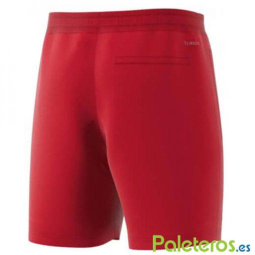 Short Adidas Club Rojo