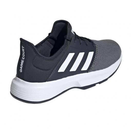 Zapatillas Adidas Gamecourt Azules-Blancas 2021