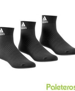 Calcetines Adidas Cortos Negros