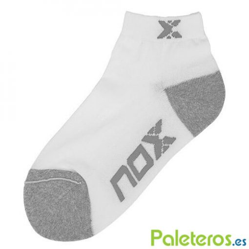 Calcetines NOX Mujer Gris