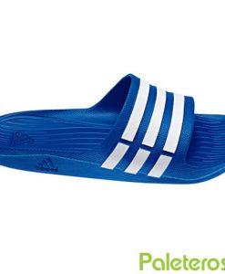 Chanclas Adidas Azules