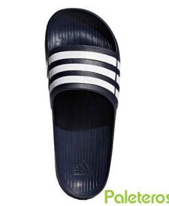 Chanclas Adidas Azules Oscuras 2019
