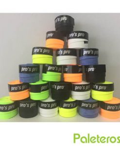 Overgrip Pros Pro Rayados Colores