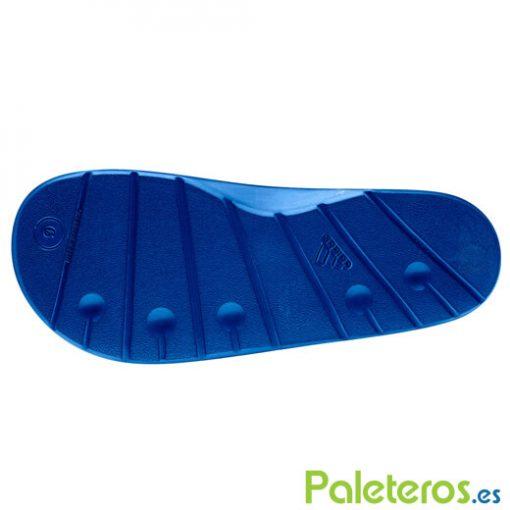 Suela Chanclas Adidas Azules