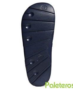 Suela Chanclas Adidas Azules Oscuras
