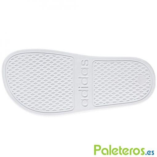Suela Chanclas Adidas Blancas