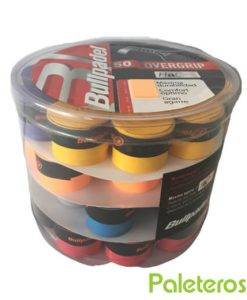 Tambor Bullpadel Overgrips Colores