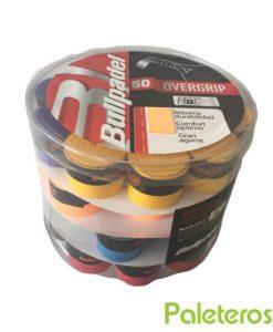 Tambor Overgrips Colores Bullpadel