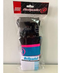 Calcetines Bullpadel-Pack 3 2021