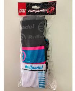 Calcetines Bullpadel-Pack 3