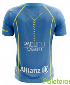 Camiseta Bullpadel Oficial Paquito 2019