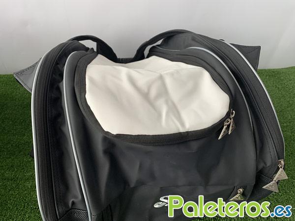 Paletero Vibora Tour Plata Detalle