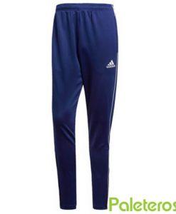 Pantalon Largo Adidas Azul