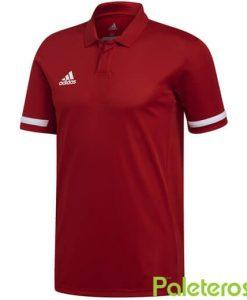 Polo Adidas Rojo