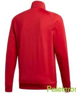 Sudadera Adidas Roja 2019
