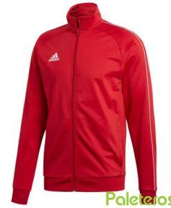 Sudadera Adidas Roja