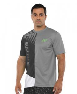Camiseta Bullpadel Carte gris medio