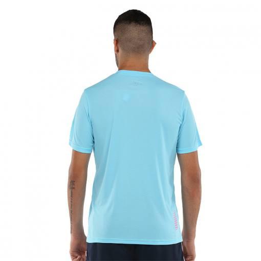Camiseta Bullpadel Choco azul claro 21