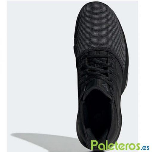 Adidas Gamecourt Negras Zapatillas