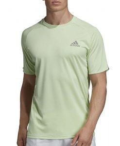 Camiseta técnica Adidas verde 19