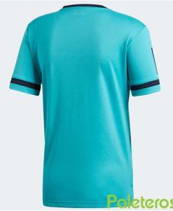 Camiseta Adidas Verde-Aqua