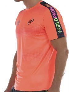 Camiseta Bullpadel Sansevi Pomelo 20