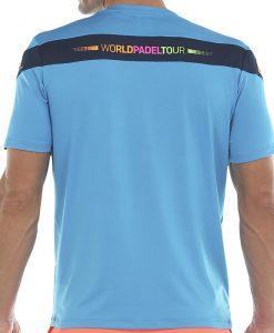 Camiseta Bullpadel Sipre Azul 20