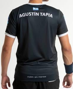 camiseta nox sponsors at10 team gris back