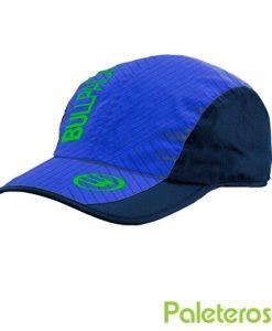Gorra Bullpadel Azul