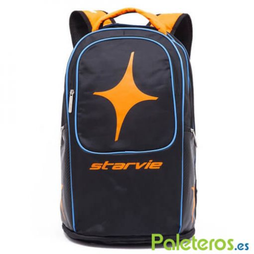 Mochila Starvie Galaxy Orange
