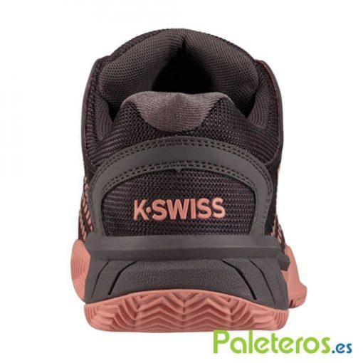 Hypercourt Express Mujer Gris Zapatillas K-Swiss