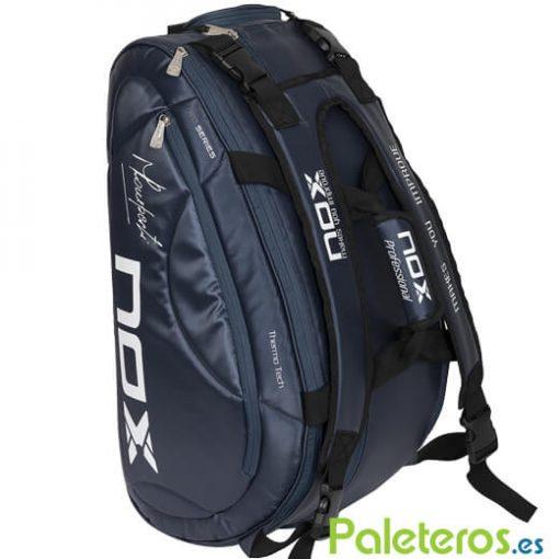 Paletero NOX Pro Azul 2019