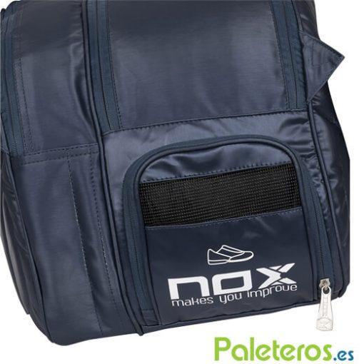 Paletero NOX Pro Azul Detalle