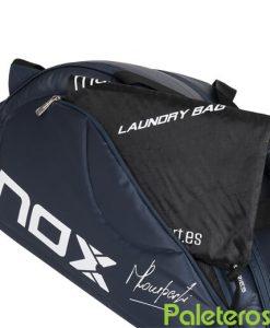 Paletero NOX Pro Azul Marino Detalle
