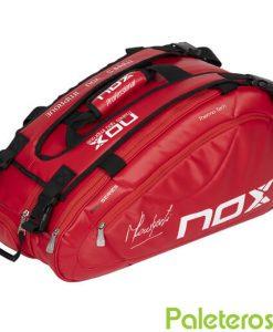 Paletero Nox Pro Rojo