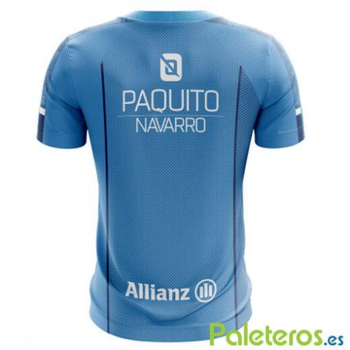 Camiseta Bullpadel Joyce Paquito