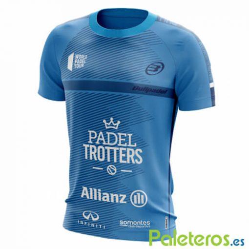 Camiseta Bullpadel Joyce Paquito Navarro