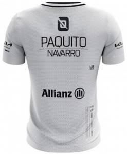 camiseta bullapdel micay gris paquito navarro