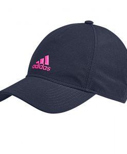 Gorra Adidas Azul-Rosa