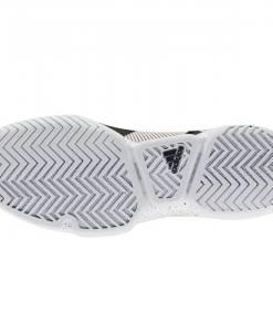 Zapatillas Adidas Adizero Ubersonic 2 Negras-Blancas Suela