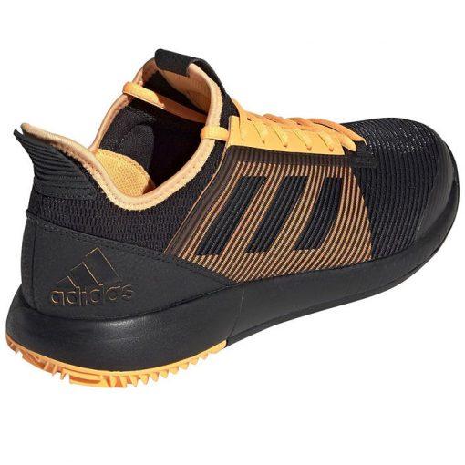 Zapatillas Adidas Adizero Defiant Bounce 2 Naranjas-Negras