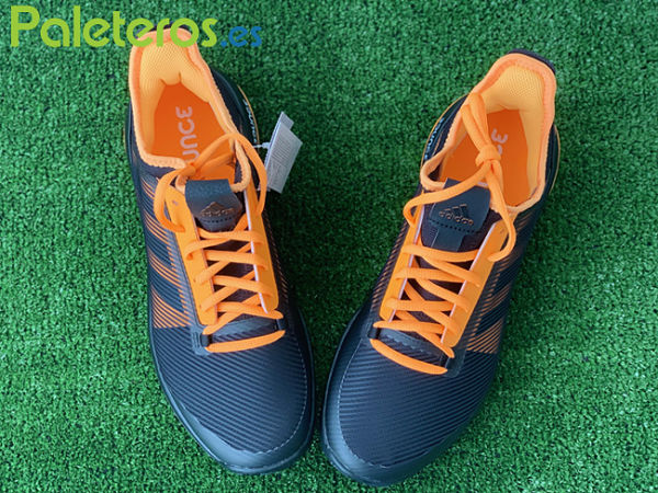 Zapatillas Adidas Adizero Defiant Naranjas Bounce 2