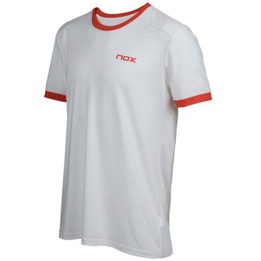 Camiseta Nox Team Blanca