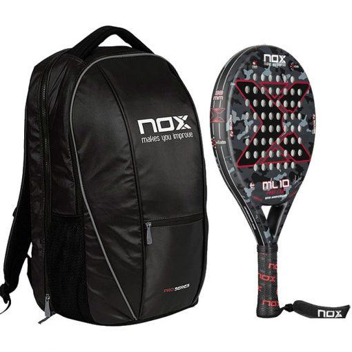 Pack Nox Pala ML10 Pro Cup 10 Aniversario
