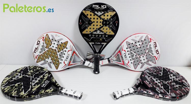 Palas ML10 Serie Pro 2020 de NOX
