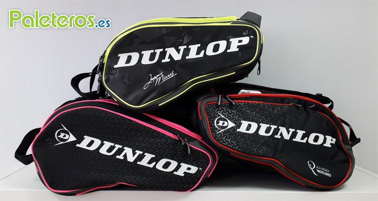 Paleteros Dunlop 2019