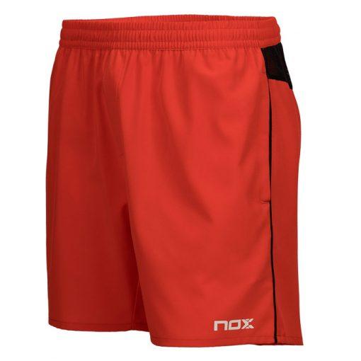 Short Nox Team Rojo